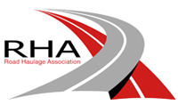 An image of the Road Haulage Association accreditation logo.