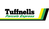 An image of the Tuffnells parcels express logo.